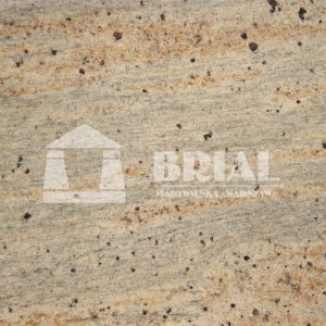 Kashmir Gold poler, granit indyjski, Indie, granit na blat, klasyczny granit na blat, kultowy granit