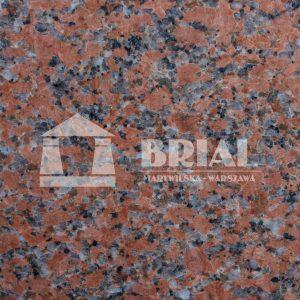 Maple Red G650, czerwony granit na blat, czerwony granit na schody
