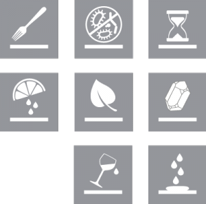 Technistone, materiał na blaty kuchenne, właściwośći konglomeratów kwarcytowych Technistone, nowoczesne blaty z konglomeratu