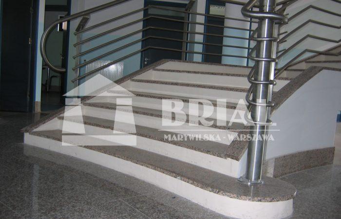 schody granitowe, eleganckie schody, Rosa Porino, Rosa Porinho, granit hiszpański, Hiszpania, schody kamienne, materiał na schody, granit na schody, wytrzymały granit