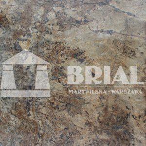 Juparana Persa - egzotyczny granit na blat kuchenny, granit z Brazylii