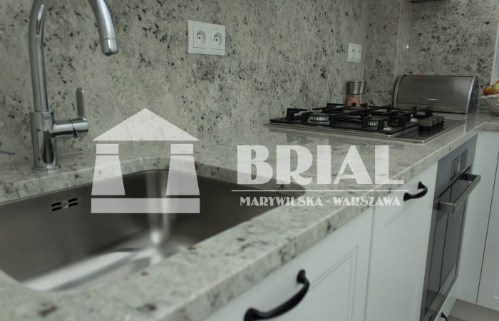 Colonial White | Blaty granitowe w kuchni